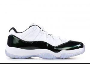 Jordan 11 Low Emerald