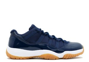 Jordan 11 Low Blue Navy Gum