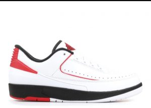 Air Jordan 2 Low Chicago