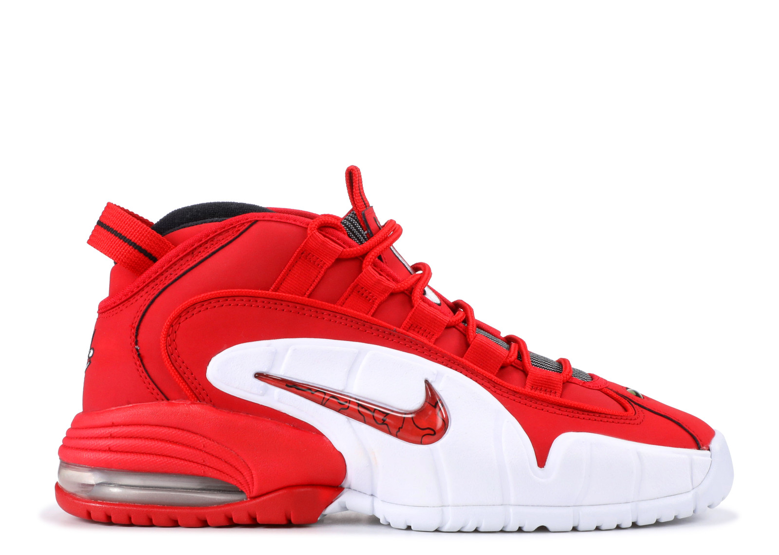 Nike Air Max Penny red/white -